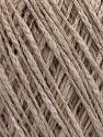 Fiber Content 35% Acrylic, 28% Merino Wool, 19% Alpaca Superfine, 18% Polyamide, Brand ICE, Beige, fnt2-57684