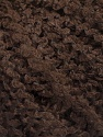 Fiber Content 90% Acrylic, 10% Polyamide, Brand ICE, Dark Brown, fnt2-57723