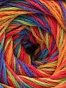 Fiber Content 100% Acrylic, Salmon, Purple, Orange, Brand ICE, Green, Blue, fnt2-57760