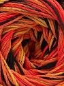 Contenido de fibra 100% Acrílico, Salmon Shades, Brand ICE, Gold, Black, fnt2-57762