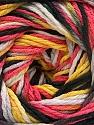Fiber Content 100% Acrylic, Yellow, White, Salmon, Brand ICE, Grey, Black, fnt2-57763