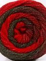 Conţinut de fibre 90% Acrilic, 10% Poliamidă, Red, Khaki, Brand ICE, Burgundy, fnt2-57782