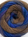 Conţinut de fibre 90% Acrilic, 10% Poliamidă, Purple, Brand ICE, Brown, Blue Shades, fnt2-57783