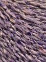 Περιεχόμενο ίνας 50% Ακρυλικό, 40% Μαλλί, 10% Πολυαμίδη, Lilac Melange, Brand ICE, fnt2-57807