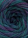Fasergehalt 100% Acryl, Turquoise Shades, Purple Shades, Brand ICE, fnt2-57845