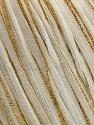 Conţinut de fibre 70% Poliamidă, 30% Metalic lurex, White, Brand ICE, Gold, fnt2-57850