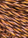 Περιεχόμενο ίνας 50% Μαλλί, 50% Ακρυλικό, Pink, Brand ICE, Gold, Brown, Yarn Thickness 3 Light  DK, Light, Worsted, fnt2-57865