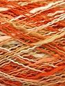 Fiber Content 100% Cotton, White, Orange, Light Khaki, Brand ICE, fnt2-57906
