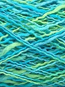 Fiber Content 100% Cotton, Turquoise Shades, Brand ICE, fnt2-57908