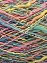 Conţinut de fibre 100% Bumbac, Yellow, Pink, Mint Green, Brand ICE, Blue, fnt2-57910