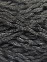 Fiber Content 90% Acrylic, 10% Polyamide, Brand ICE, Anthracite Black, fnt2-57916