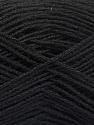 Περιεχόμενο ίνας 100% Ακρυλικό, Brand ICE, Black, fnt2-57932