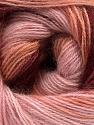 Περιεχόμενο ίνας 75% Ακρυλικό, 25% Αγκύρας, Salmon, Pink Shades, Brand ICE, Burgundy, fnt2-58018