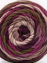 Περιεχόμενο ίνας 100% Ακρυλικό, Purple Shades, Brand ICE, Brown Shades, fnt2-58027