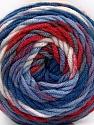 Περιεχόμενο ίνας 100% Ακρυλικό, White, Red, Brand ICE, Grey, Blue Shades, fnt2-58030