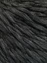 Fiber indhold 87% Akryl, 13% Polyamid, Brand ICE, Anthracite Black, fnt2-58046