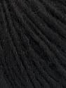 Περιεχόμενο ίνας 50% Ακρυλικό, 50% Μαλλί, Brand ICE, Black, fnt2-58056