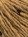 Tweed  Fiber Content 50% Acrylic, 40% Wool, 10% Polyamide, Brand ICE, Camel, fnt2-58059