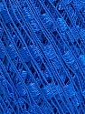 Trellis  Fiber indhold 100% Polyester, Brand ICE, Blue, Yarn Thickness 5 Bulky  Chunky, Craft, Rug, fnt2-58089