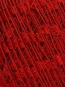 Trellis  Fiber indhold 95% Polyester, 5% Lurex, Red, Brand ICE, Yarn Thickness 5 Bulky  Chunky, Craft, Rug, fnt2-58131