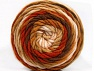 Fiber indhold 100% Akryl, Brand ICE, Brown Shades, Yarn Thickness 4 Medium  Worsted, Afghan, Aran, fnt2-58135