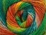 Fiber Content 70% Acrylic, 30% Wool, Orange, Brand ICE, Green Shades, Gold, Yarn Thickness 3 Light  DK, Light, Worsted, fnt2-58148