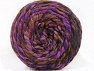 Contenido de fibra 70% Acrílico, 30% Lana, Purple Shades, Brand ICE, Brown Shades, Yarn Thickness 6 SuperBulky  Bulky, Roving, fnt2-58151