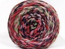 Fiber indhold 70% Akryl, 30% Uld, Pink Shades, Navy, Mint Green, Brand ICE, Yarn Thickness 6 SuperBulky  Bulky, Roving, fnt2-58152