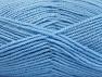 Fiber Content 50% Acrylic, 50% Wool, Light Blue, Brand ICE, fnt2-58186
