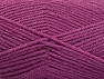 Fiber Content 50% Wool, 50% Acrylic, Orchid, Brand ICE, Yarn Thickness 4 Medium  Worsted, Afghan, Aran, fnt2-58191