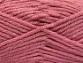 Fiber indhold 72% Præmie acryl, 3% Metallisk Lurex, 25% Uld, Rose Pink, Brand ICE, fnt2-58205