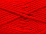 Vezelgehalte 72% Premium acryl, 3% Metallic lurex, 25% Wol, Red, Brand ICE, fnt2-58207