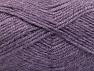 Περιεχόμενο ίνας 50% Μαλλί, 50% Ακρυλικό, Lilac Melange, Brand ICE, fnt2-58228