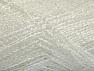 Fiber indhold 90% Akryl, 10% Polyamid, White, Brand ICE, fnt2-58263