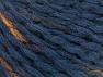 Fiber Content 68% Acrylic, 3% Polyamide, 29% Wool, Navy, Brand ICE, fnt2-58309