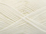 Fiber Content 100% Cotton, White, Brand ICE, fnt2-58329