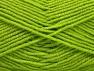 Fiber Content 60% Acrylic, 40% Wool, Brand ICE, Green, Yarn Thickness 3 Light  DK, Light, Worsted, fnt2-58340