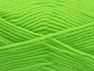 Fiber Content 60% Acrylic, 40% Wool, Neon Green, Brand ICE, Yarn Thickness 3 Light  DK, Light, Worsted, fnt2-58341