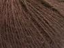 Contenido de fibra 50% Acrílico, 30% Kid Mohair, 20% Poliamida, Brand ICE, Brown, fnt2-58346