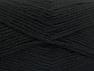 Fiber indhold 50% Akryl, 50% Uld, Brand ICE, Black, fnt2-58366