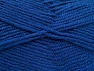 Composição 50% Acrílico, 50% Lã, Brand ICE, Dark Blue, fnt2-58373