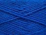 Composição 50% Lã, 50% Acrílico, Brand ICE, Blue, fnt2-58374