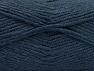 Composição 50% Acrílico, 50% Lã, Navy, Brand ICE, fnt2-58383