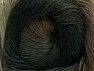 Fiber Content 60% Premium Acrylic, 20% Alpaca, 20% Wool, Brand ICE, Brown Shades, Anthracite, fnt2-58397