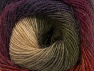 Fiber Content 60% Premium Acrylic, 20% Wool, 20% Alpaca, Purple, Orange, Brand ICE, Green, Cream, Camel, Burgundy, Yarn Thickness 2 Fine  Sport, Baby, fnt2-58402