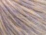 Περιεχόμενο ίνας 40% Ακρυλικό, 30% Πολυαμίδη, 30% Μαλλί, Lilac Melange, Brand ICE, Yarn Thickness 4 Medium  Worsted, Afghan, Aran, fnt2-58409