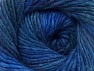 Contenido de fibra 70% Dralon, 30% Lana, Teal, Purple, Brand ICE, Blue Shades, Yarn Thickness 4 Medium  Worsted, Afghan, Aran, fnt2-58448