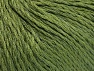 Fiberinnhold 40% Bambus, 35% Bomull, 25% Lin, Jungle Green, Brand ICE, fnt2-58467