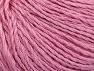 Fasergehalt 40% Bambus, 35% Baumwolle, 25% Leinen, Pink, Brand ICE, fnt2-58474
