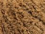 Contenido de fibra 8% De nylon, 65% Acrílico, 27% Lana, Brand ICE, Camel, fnt2-58487